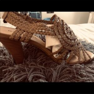 Rampage  heels size 10